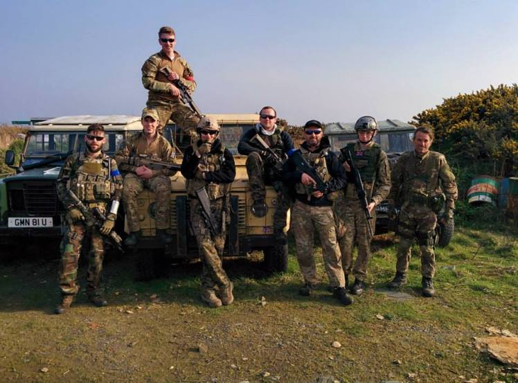 MANX AIRSOFT CLUB 2014